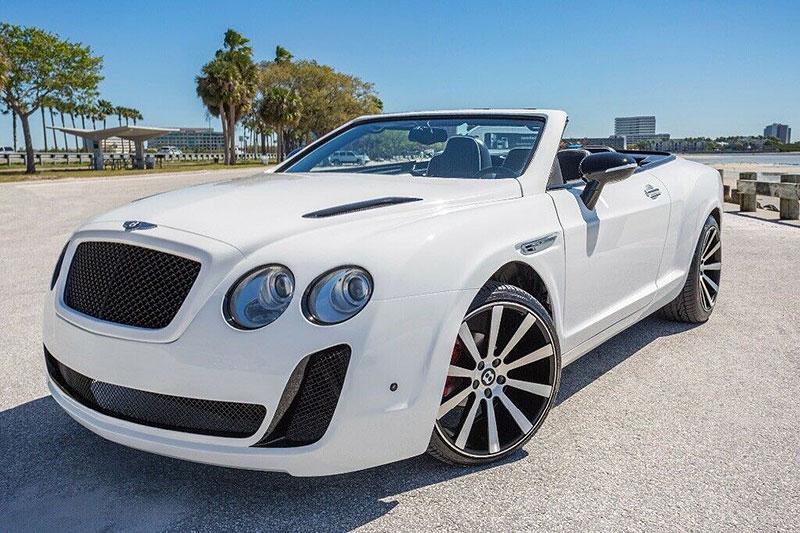Vidíte kabriolet Bentley? Tohle auto není, čím se zdá: - fotka 5