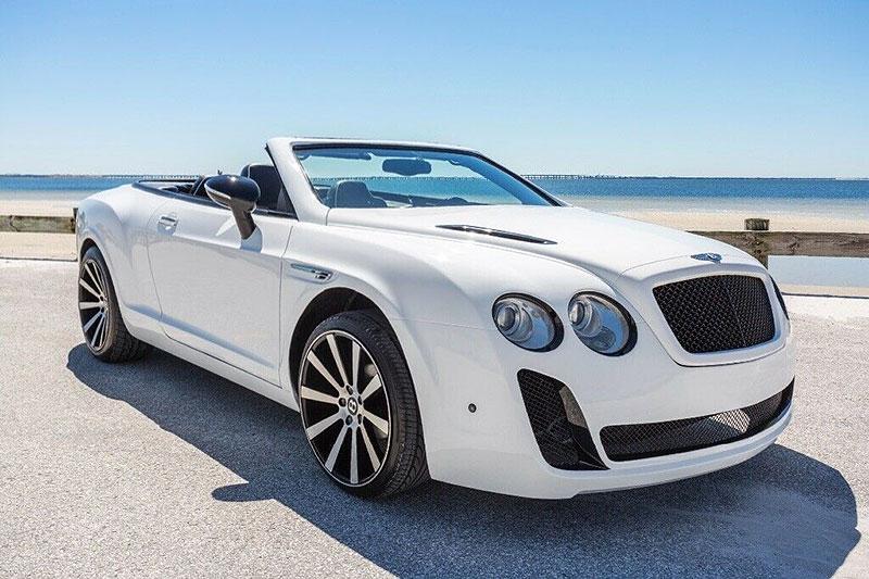 Vidíte kabriolet Bentley? Tohle auto není, čím se zdá: - fotka 6