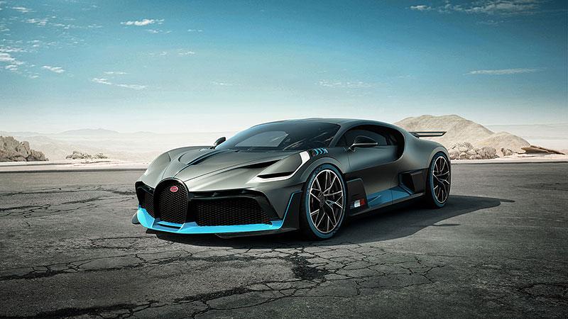 Nevešli jste se mezi 40 šťastlivců, kterým Bugatti prodá nové Divo? Nezoufejte, německý prodejce přichází s nadějí: - fotka 7