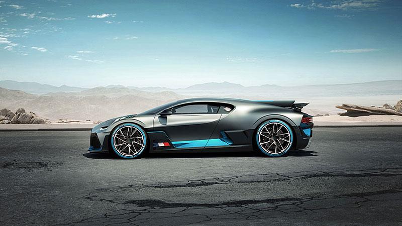Nevešli jste se mezi 40 šťastlivců, kterým Bugatti prodá nové Divo? Nezoufejte, německý prodejce přichází s nadějí: - fotka 9