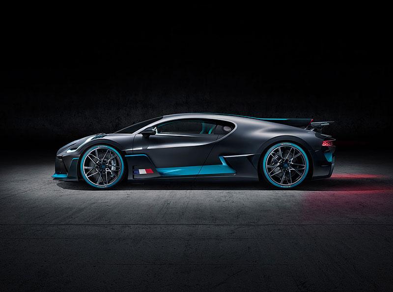 Nevešli jste se mezi 40 šťastlivců, kterým Bugatti prodá nové Divo? Nezoufejte, německý prodejce přichází s nadějí: - fotka 10