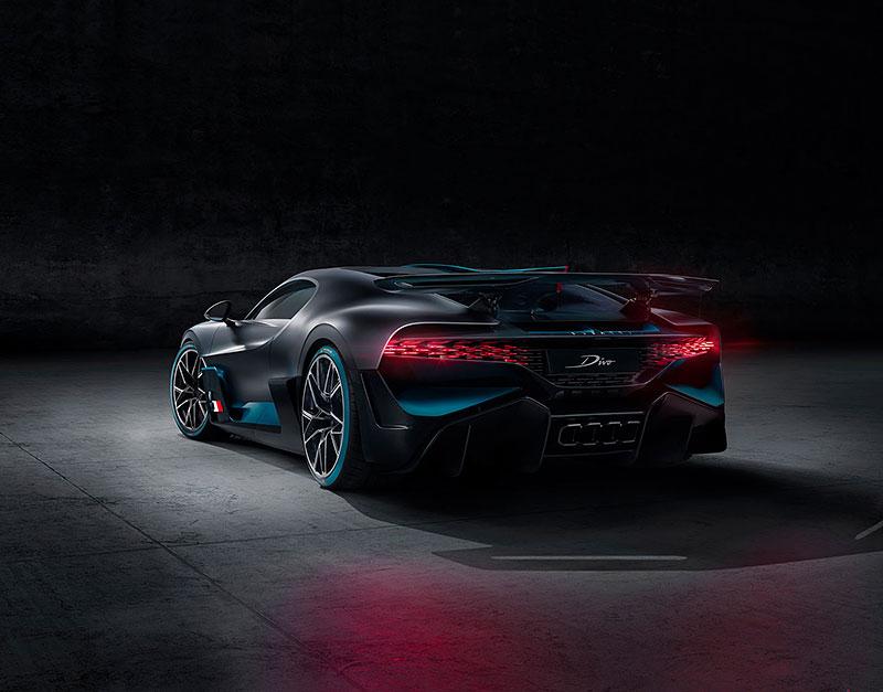 Nevešli jste se mezi 40 šťastlivců, kterým Bugatti prodá nové Divo? Nezoufejte, německý prodejce přichází s nadějí: - fotka 15