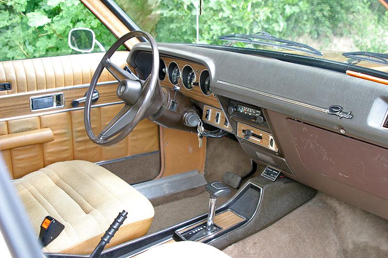 Řídili jsme Chrysler 2 Litre. Francouzský Američan ve své době moc úspěchů značce nepřinesl: - fotka 2