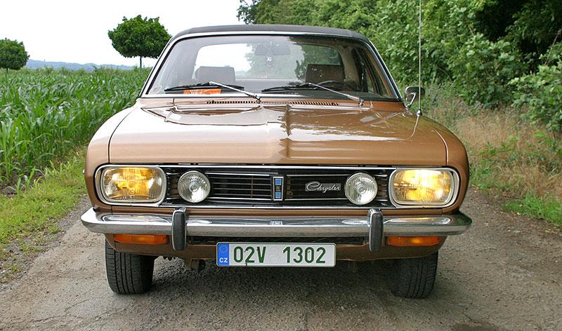 Řídili jsme Chrysler 2 Litre. Francouzský Američan ve své době moc úspěchů značce nepřinesl: - fotka 7