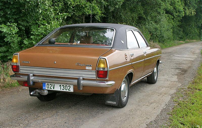 Řídili jsme Chrysler 2 Litre. Francouzský Američan ve své době moc úspěchů značce nepřinesl: - fotka 10