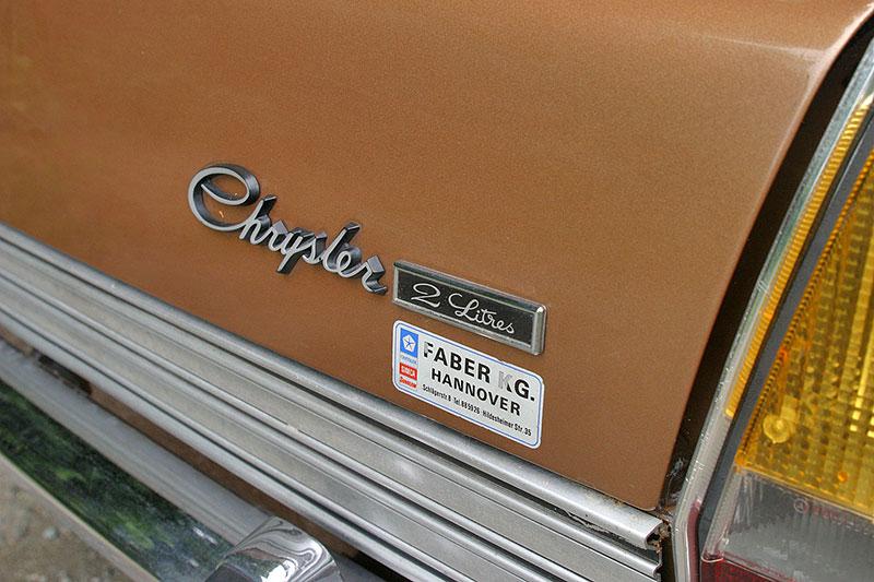 Řídili jsme Chrysler 2 Litre. Francouzský Američan ve své době moc úspěchů značce nepřinesl: - fotka 13