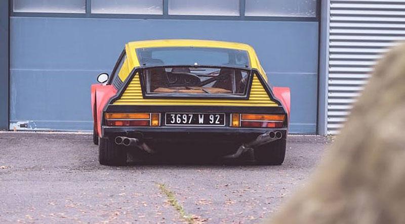 Znáte Citroën SM Proto Michelin? Placaté kupé vzniklo, aby našlo limit výkonu pro předokolky: - fotka 5