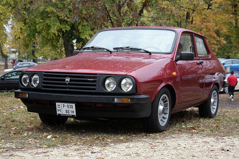 Dacia si za socialismu troufla i na sportovní kupé. Znáte model 1440 Sport?: - fotka 1