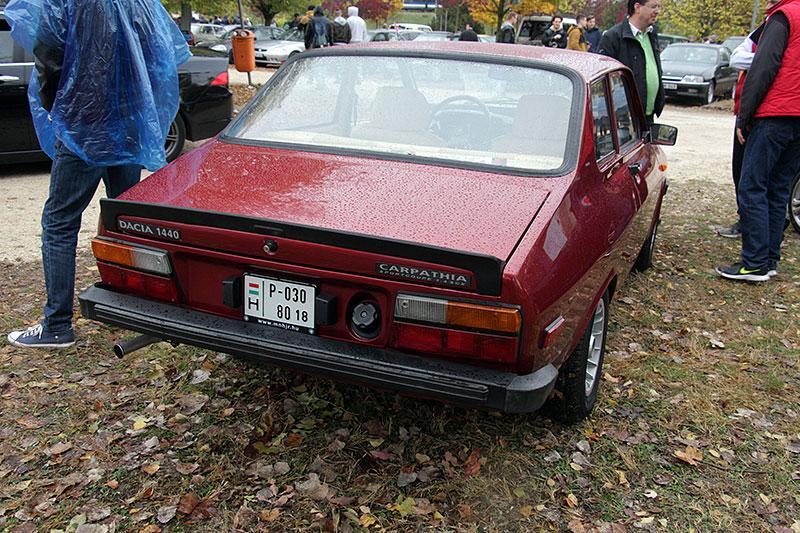 Dacia si za socialismu troufla i na sportovní kupé. Znáte model 1440 Sport?: - fotka 3