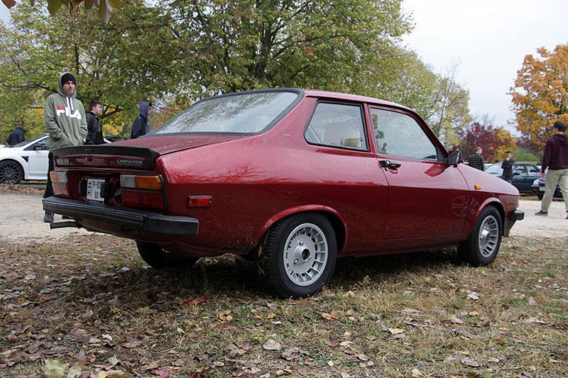 Dacia si za socialismu troufla i na sportovní kupé. Znáte model 1440 Sport?: - fotka 4