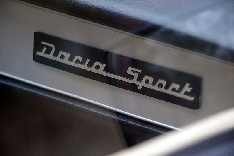 Dacia si za socialismu troufla i na sportovní kupé. Znáte model 1440 Sport?: - fotka 5