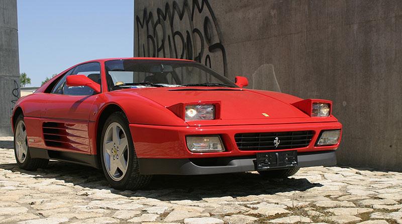 Řídili jsme Ferrari 348 TB, jeden z nejdostupnějších supersportů z Maranella. A bylo to boží!: - fotka 4