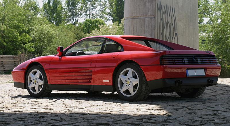 Řídili jsme Ferrari 348 TB, jeden z nejdostupnějších supersportů z Maranella. A bylo to boží!: - fotka 5