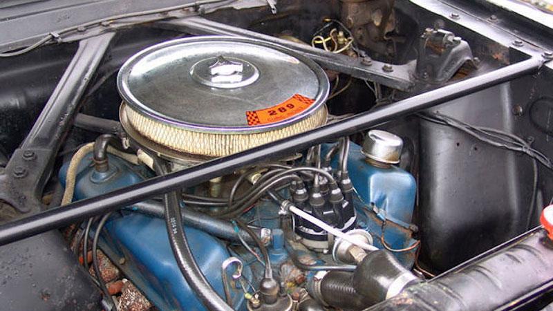 Už jste slyšeli o Fordu Mustero? Mustang s korbou skutečně existoval, vzniklo asi 50 exemplářů: - fotka 20