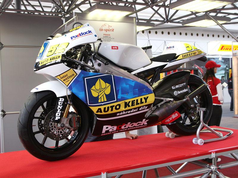 Motocykl 2008: informace a živé foto: - fotka 9