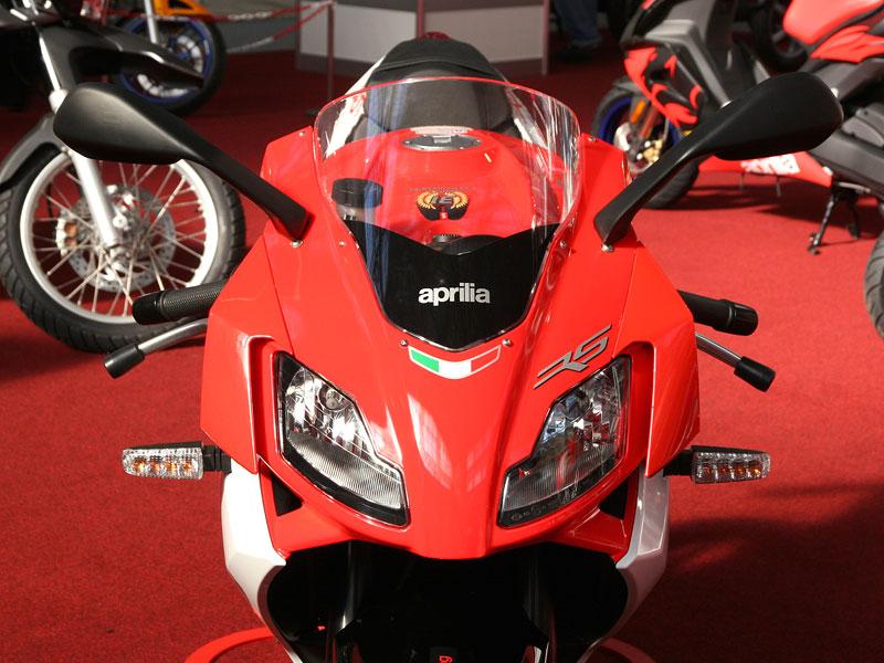 Motocykl 2008: informace a živé foto: - fotka 11
