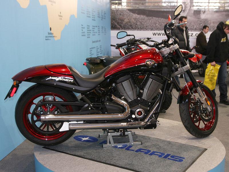 Motocykl 2008: informace a živé foto: - fotka 15