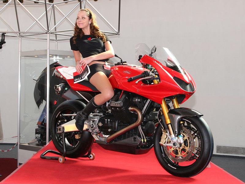 Motocykl 2008: informace a živé foto: - fotka 19