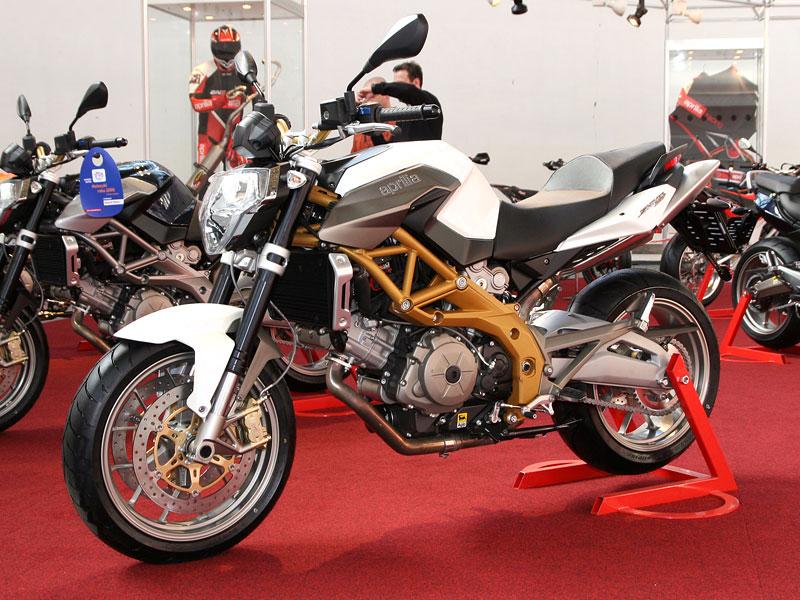Motocykl 2008: informace a živé foto: - fotka 20