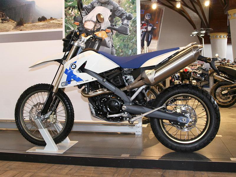 Motocykl 2008: informace a živé foto: - fotka 30