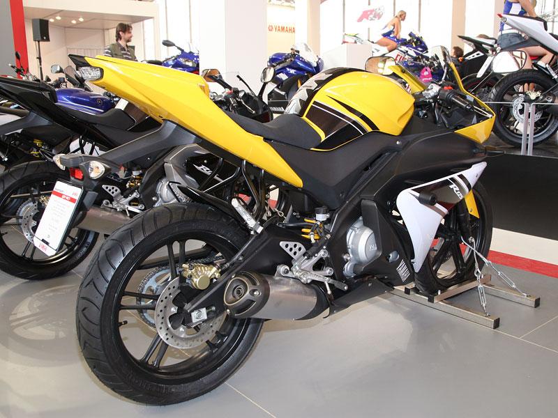 Motocykl 2008: informace a živé foto: - fotka 38