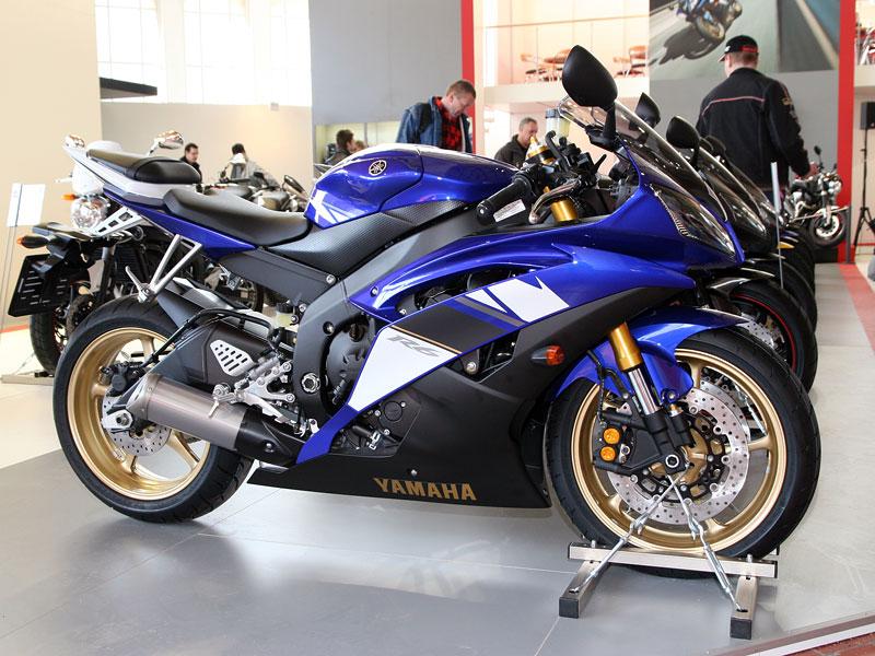 Motocykl 2008: informace a živé foto: - fotka 39