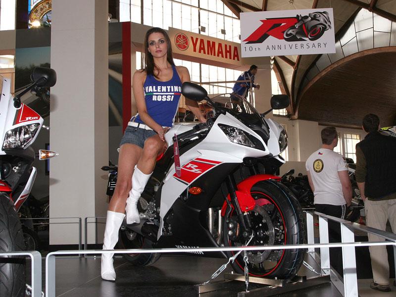 Motocykl 2008: informace a živé foto: - fotka 41