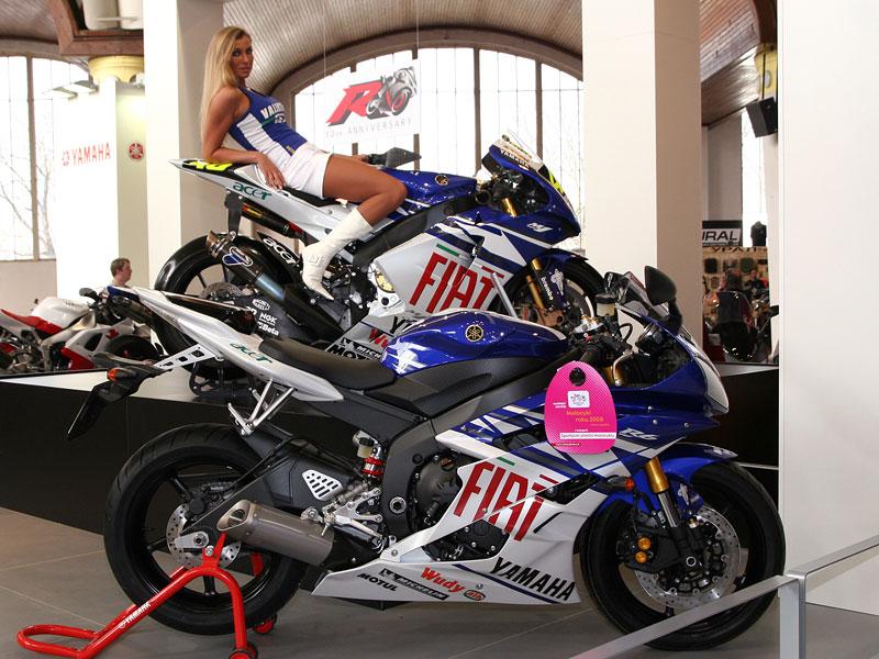 Motocykl 2008: informace a živé foto: - fotka 46