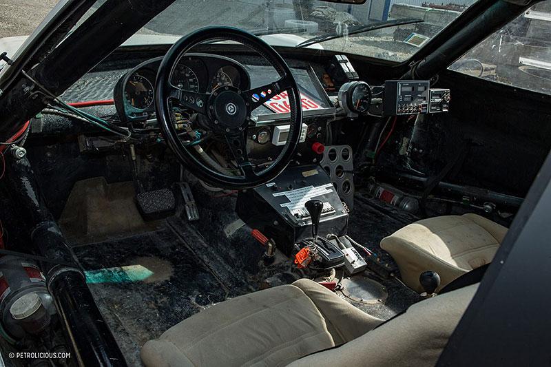 Věděli jste, že existuje Mercedes 560 SEC v terénní verzi? Startoval na Dakaru: - fotka 4