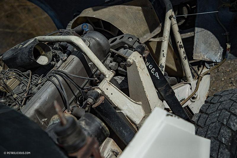 Věděli jste, že existuje Mercedes 560 SEC v terénní verzi? Startoval na Dakaru: - fotka 28
