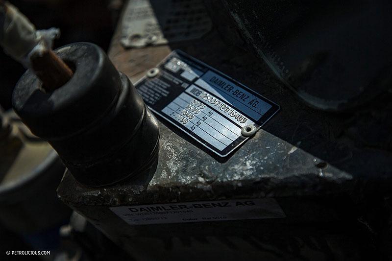 Věděli jste, že existuje Mercedes 560 SEC v terénní verzi? Startoval na Dakaru: - fotka 31