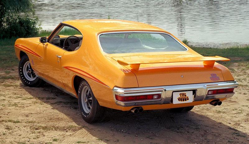 Pontiac po 84 letech skončil: - fotka 25