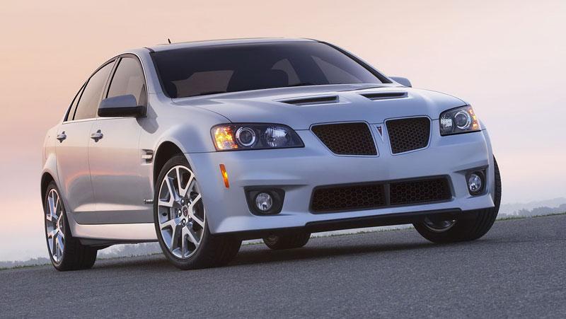 Pontiac po 84 letech skončil: - fotka 57