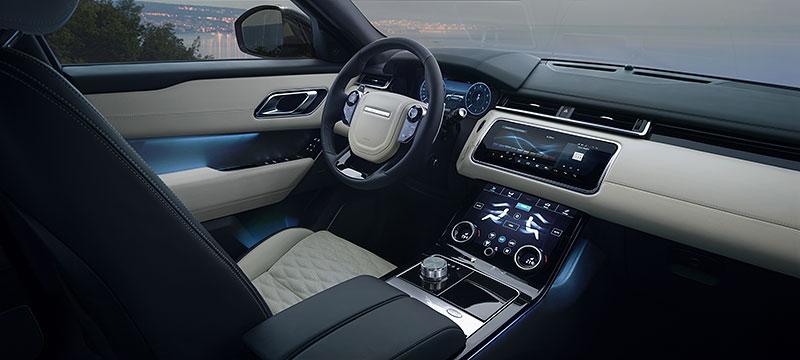 Range Rover Velar má novou vrcholnou verzi. Pohání ji osmiválec o výkonu 550 koní: - fotka 2