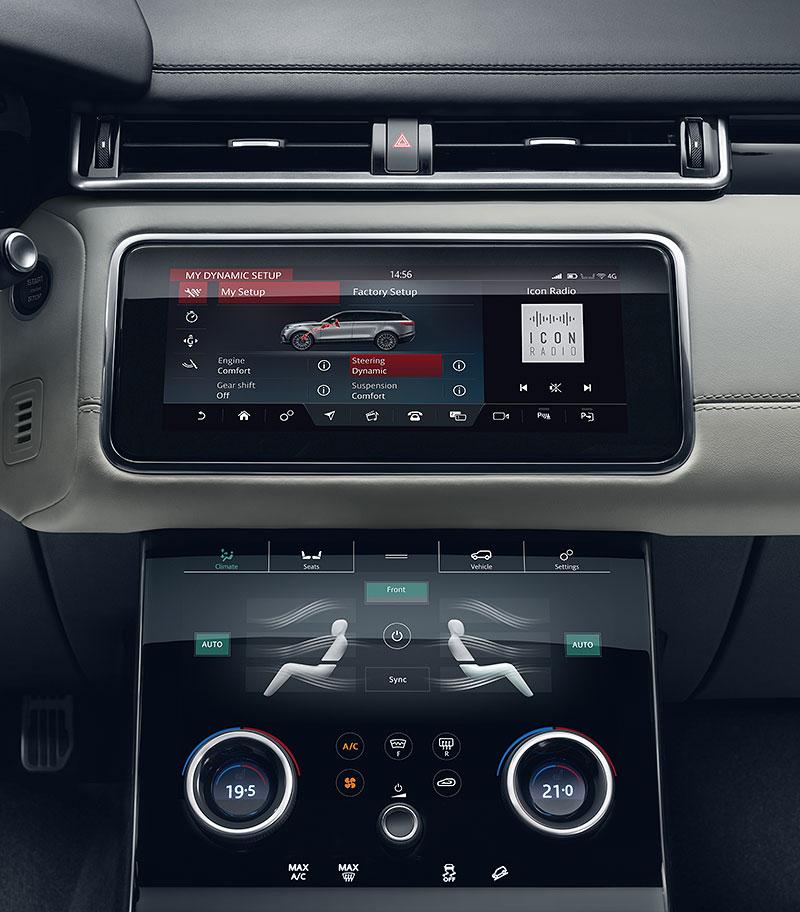 Range Rover Velar má novou vrcholnou verzi. Pohání ji osmiválec o výkonu 550 koní: - fotka 4