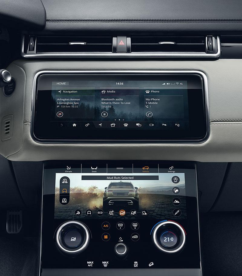 Range Rover Velar má novou vrcholnou verzi. Pohání ji osmiválec o výkonu 550 koní: - fotka 5