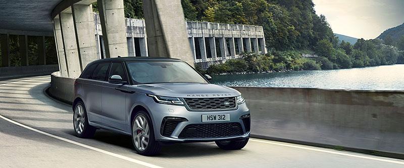 Range Rover Velar má novou vrcholnou verzi. Pohání ji osmiválec o výkonu 550 koní: - fotka 16