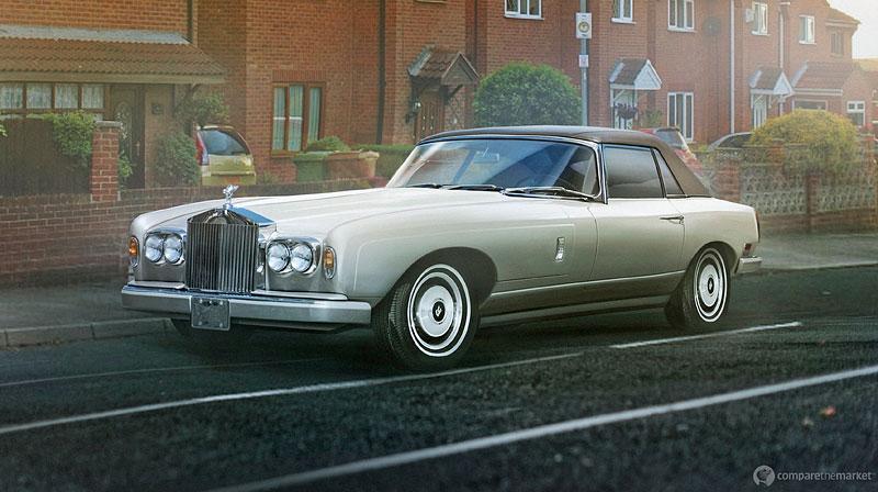 Co kdyby se Rolls-Royce vrhl na další segmenty? Mohlo by to vypadat nějak takhle: - fotka 3