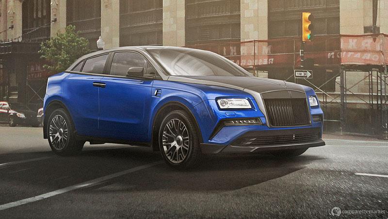 Co kdyby se Rolls-Royce vrhl na další segmenty? Mohlo by to vypadat nějak takhle: - fotka 4