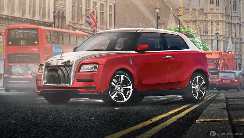 Co kdyby se Rolls-Royce vrhl na další segmenty? Mohlo by to vypadat nějak takhle: - fotka 5