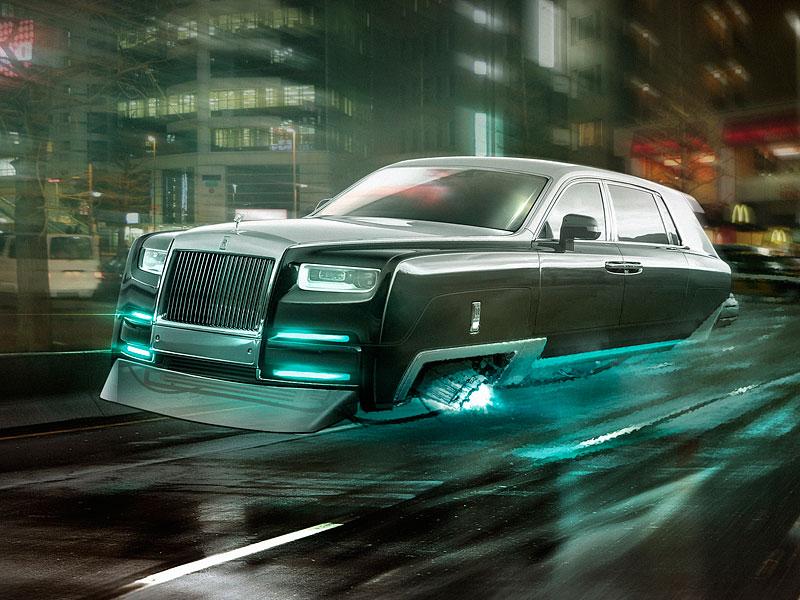 Co kdyby se Rolls-Royce vrhl na další segmenty? Mohlo by to vypadat nějak takhle: - fotka 6