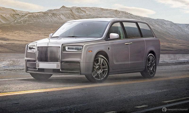 Co kdyby se Rolls-Royce vrhl na další segmenty? Mohlo by to vypadat nějak takhle: - fotka 8