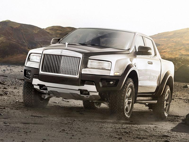 Co kdyby se Rolls-Royce vrhl na další segmenty? Mohlo by to vypadat nějak takhle: - fotka 9