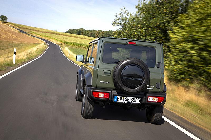 V Japonsku vám ze Suzuki Jimny udělají Mercedes třídy G nebo Land Rover Defender: - fotka 20