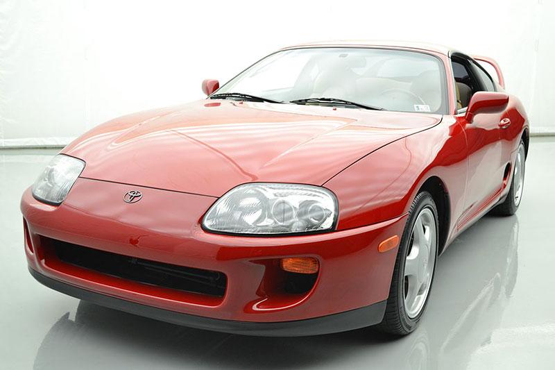 Toyota Supra může být zlatý důl. Tahle se prodala za 2,7 milionu: - fotka 2