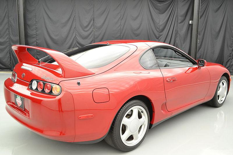 Toyota Supra může být zlatý důl. Tahle se prodala za 2,7 milionu: - fotka 3
