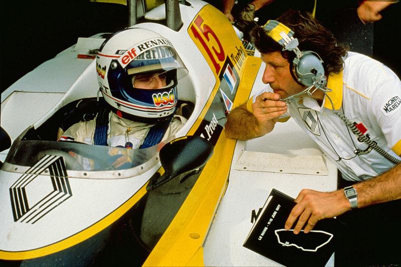 Alain Prost se zúčastní Race of Champions 2010: - fotka 9
