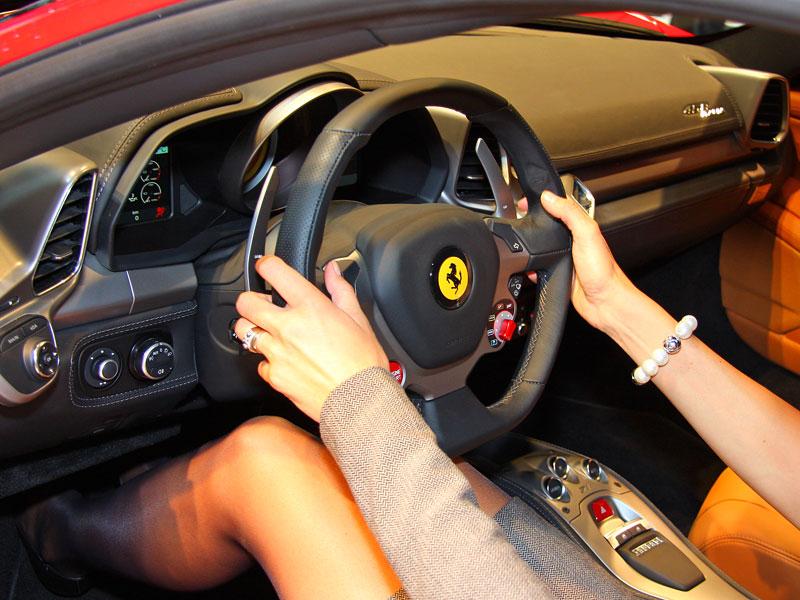 Frankfurt 2009 živě: Ferrari 458 Italia – první dojmy: - fotka 1