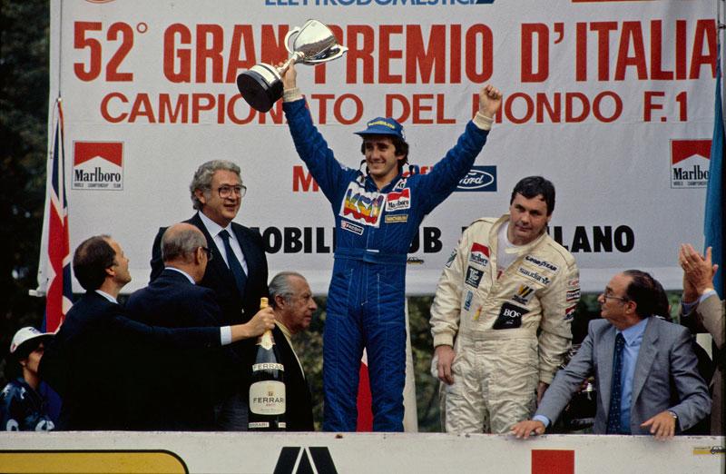 Alain Prost se zúčastní Race of Champions 2010: - fotka 10