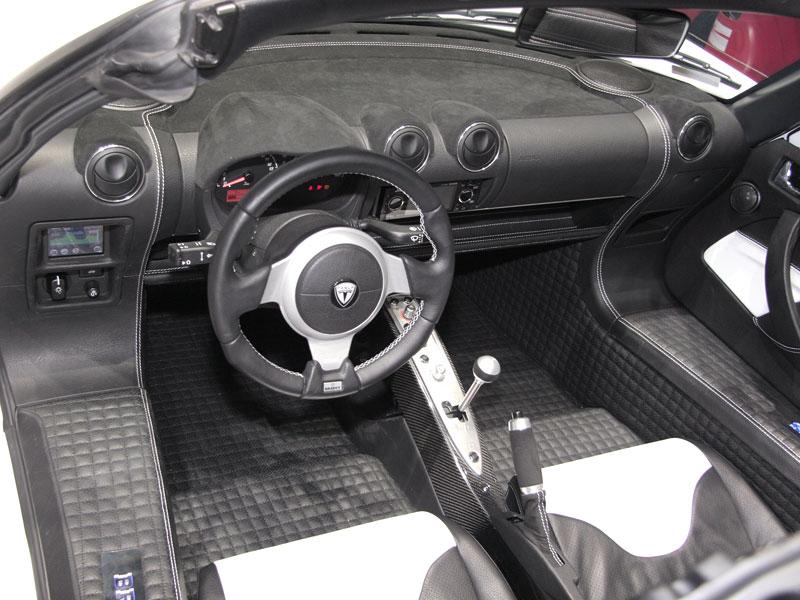 Autosalon Ženeva: Tesla by Brabus live: - fotka 5
